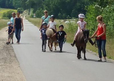 Ausritt Ponyspielkreis